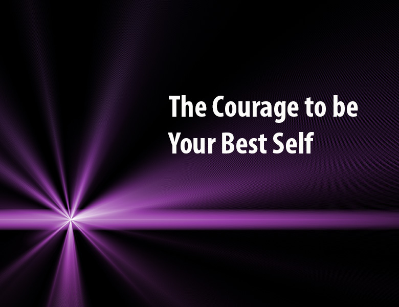 The Courage to be Your Best Self, Interview with Luc Goulet | theactsofcourage.com