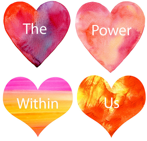 The power within us | theactsofcourage.com