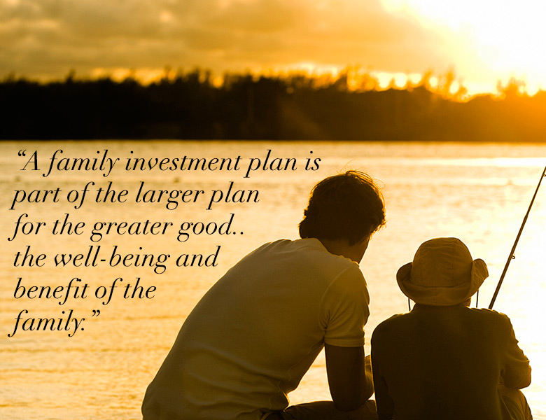 Family Investment Plan | interview with Gary Stone | theactsofcourage.com